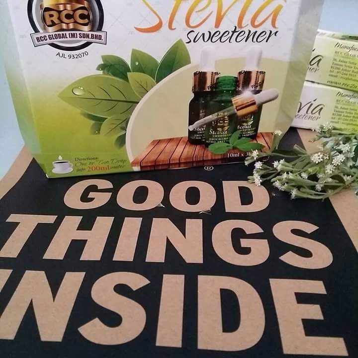 Rcc stevia