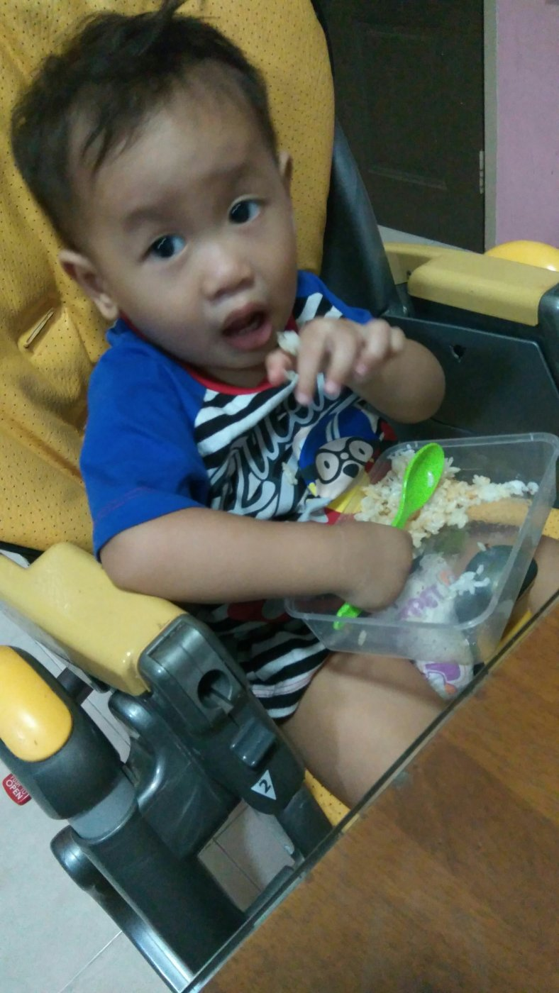 Tips anak susah makan nasi dan sayur
